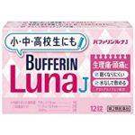 子どもから成人まで、あまり知られていない市販薬バファリンルナJの服用方法