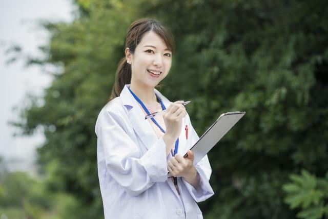女性薬剤師