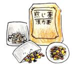 漢方イラスト_instagram